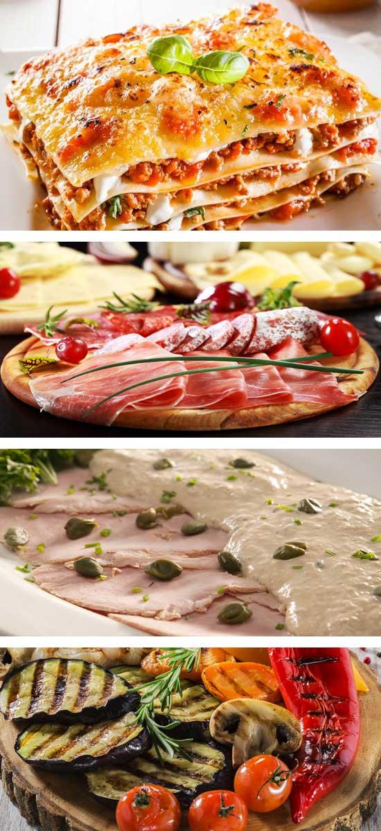 Prenota il tuo pranzo o cena!