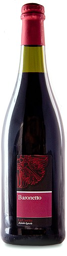 Baronetto - da vitigno Albana Rossa o Albanina
