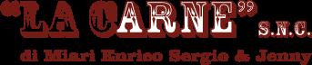 Gastronomia & Macelleria La Carne Logo