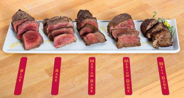 temperatura della carne