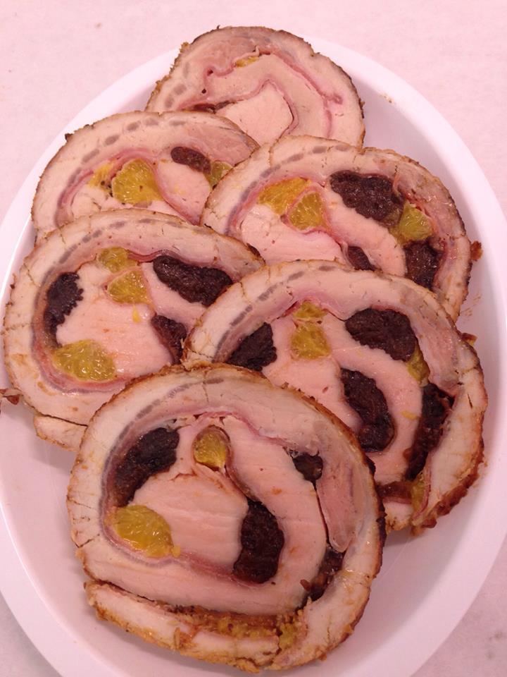 piatto di carne gastronomia