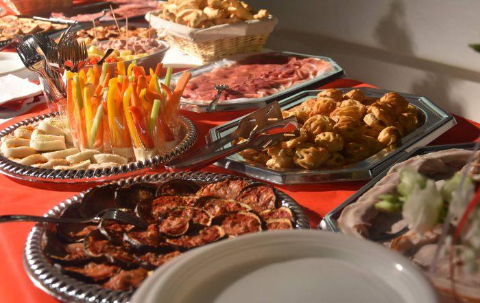 Catering eventi aziendali Rovigo - Gastronomia