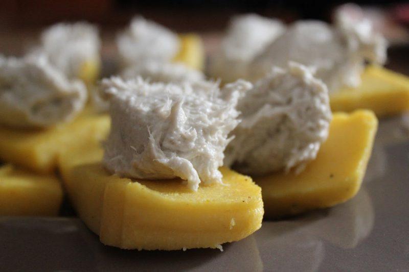 Baccalà in cucina: mantecato