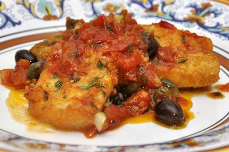 baccalà in cucina: alla mediterranea