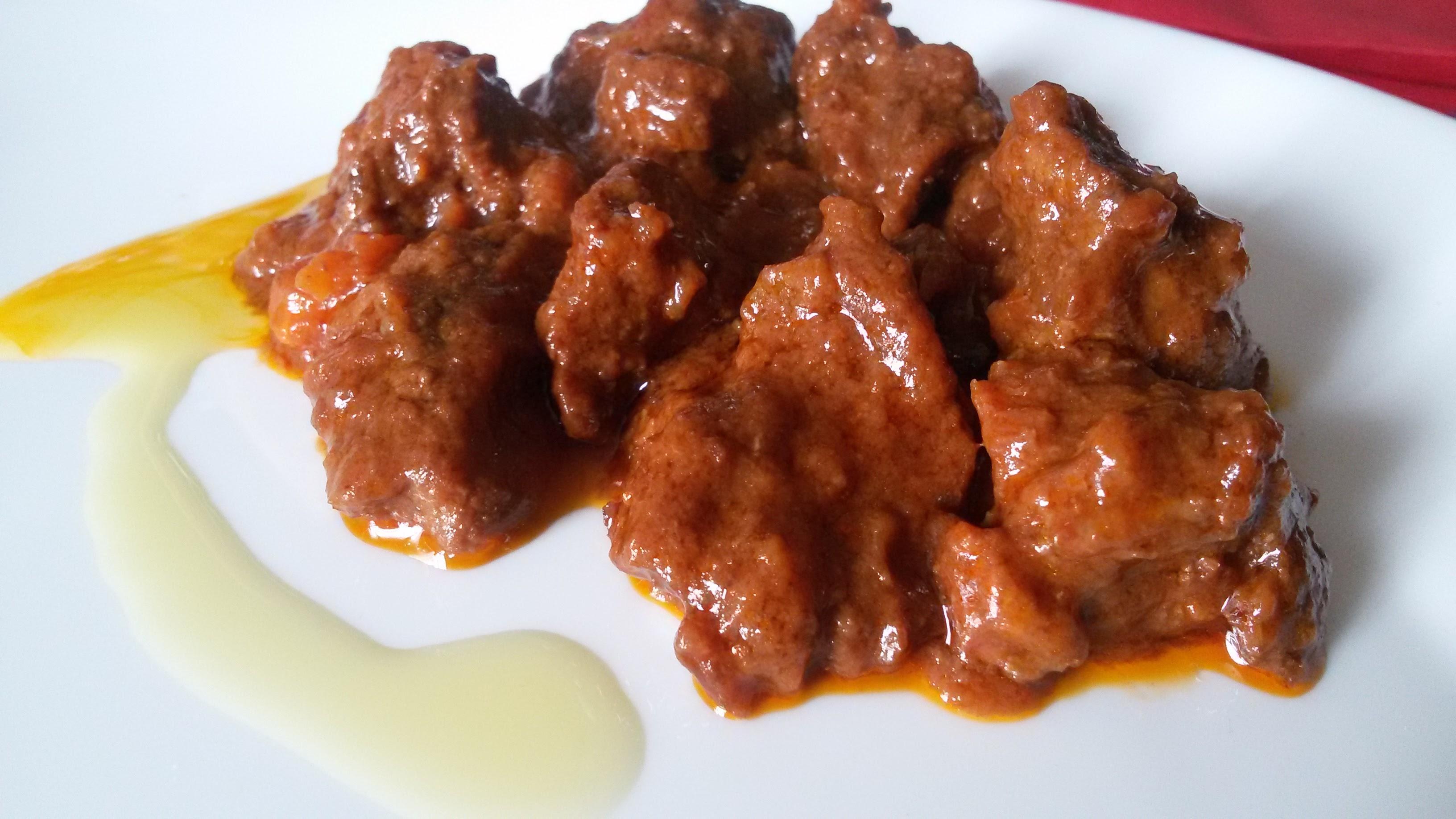 ricette tipiche venete:somarino in umido