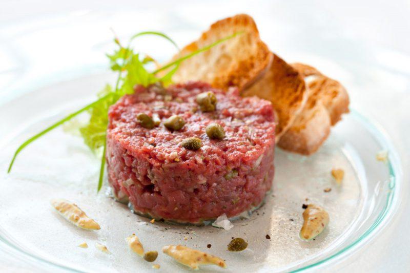 tartare di carne